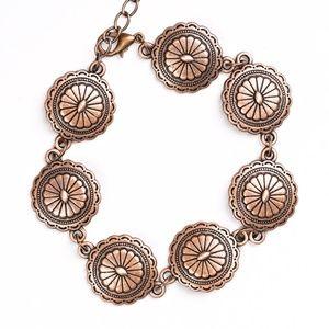 Prairie Posh - Copper Bracelet